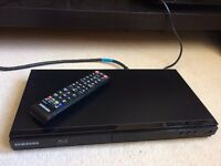 Samsung blu ray player (Model: BD-E5300) with network enabled