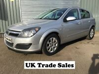 2006 VAUXHALL ASTRA 1.4 CLUB 5dr **FULL YEARS MOT** similar to golf focus megane civic 308 206