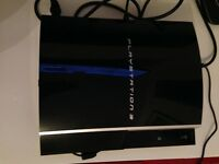 Sony PS3 version 4.81 with one controller