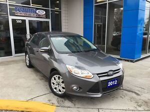 2012 Ford Focus SE Only 23700kms