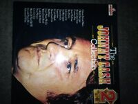 The Johnny Cash collection two records set