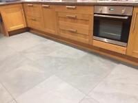 Full Kitchen, doors, base units, oven, cooker hood, gas hob