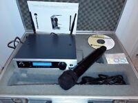 Trantec S5.3 Wireless Microphone