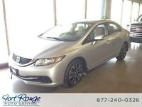 2013 Honda Civic EX -/SUNROOF/REMOTE START