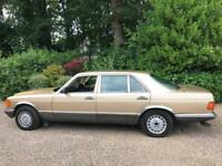 Mercedes 500SEL Auto 1985 OFFERS ACCEPTABLE!