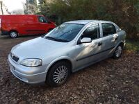 Tidy Astra, long MOT, priced for quick sale