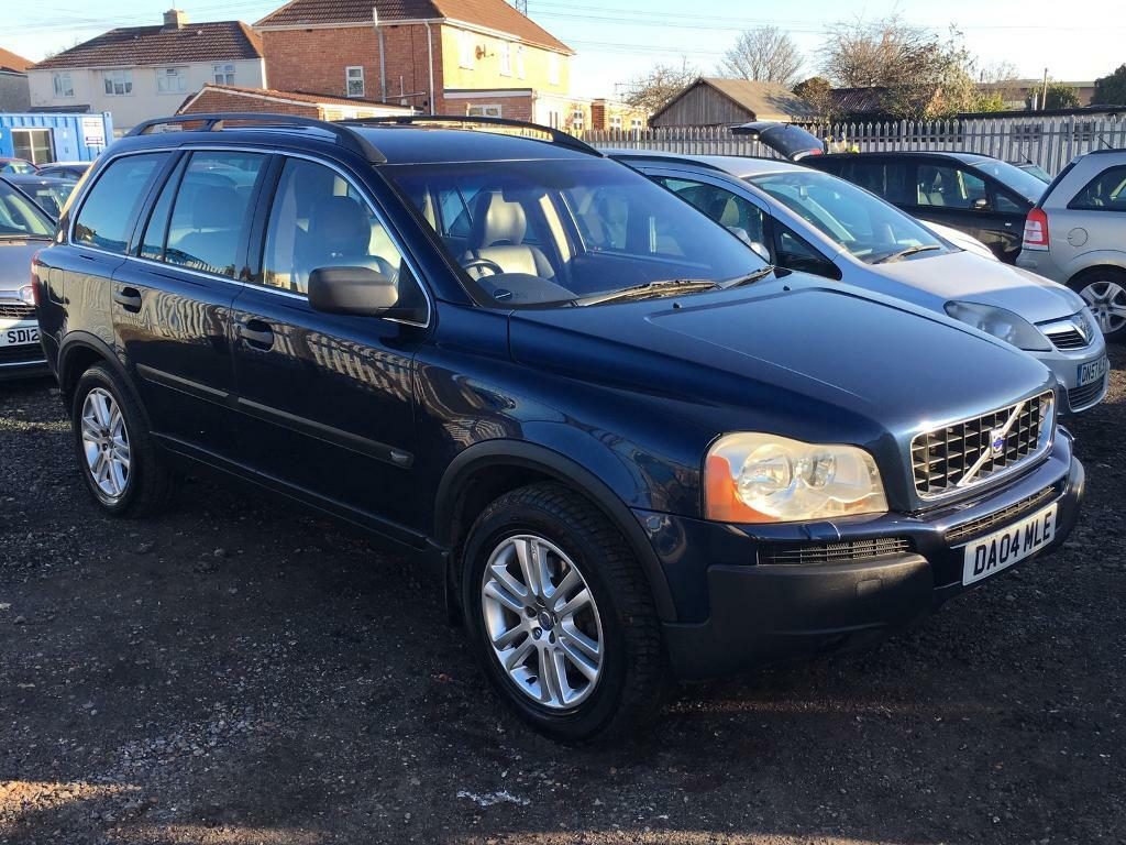 volvo xc90 4x4 7 seater for sale in totton hampshire gumtree. Black Bedroom Furniture Sets. Home Design Ideas