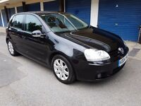 Vw golf 2.0 gt tdi full service long mot