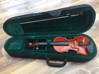 Children's Violin. 1/8th size.