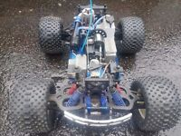 RC CAR SPARES OR REPAIRS OPEN TO ALL OFFERS
