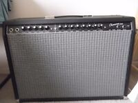 fender champion 100 watts with foot pedal £150