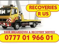 Recovery cheap car Recovery 24 7