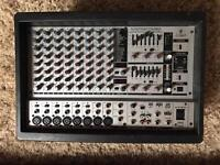 Behringer Europower PMX880s powered PA mixer.