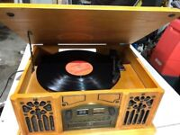 Prolectrix Turntable Model RB/SB719640/DIR + Collection Records