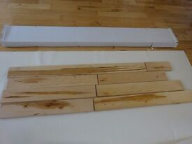 Solid Maple wood flooring