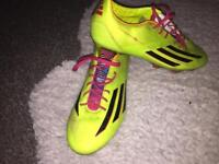 Limited edition Adidas boots size 7.5