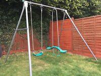 TP Giant Steel Frame Swing