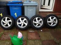 "Peugeot 15"" Alloys"
