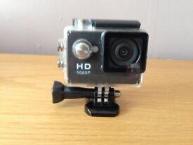sports camera and recorder