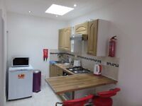 modern studio flat in hendon nw4 bill inc self containd own kitchen own bathroom PART DSS WELCOME