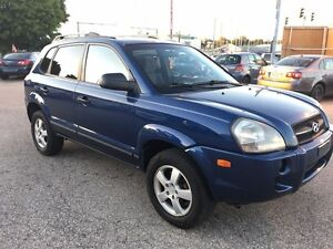 2005 Hyundai Tucson SAFETY & E-TESTED