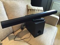 Brand new and never used Sony HT-CT80 Sound bar and subwoofer.