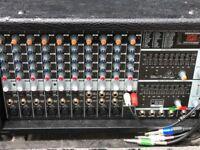BEHRINGER PMP 2000 Mixer Amplifier