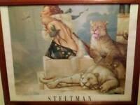 Michael Parkes Steltman picture
