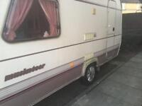 Caravan sprite 3 berth reconditioned £500ono