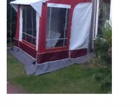 DOREMA PORCH AWNING LOVELY CONDITION ,