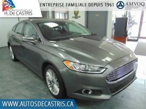 2014 Ford Fusion SE*ECOBOOST,AWD,CUIR,NAVI,TOIT OUVRANT