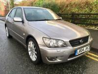 2004 Lexus IS 200 Auto Drives Superb. Full MOT. Automatic