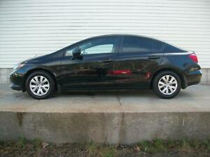 2012 Honda Civic LX MANUAL CAR IS GREAT NEEDS NOTHING!