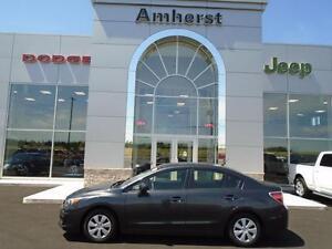 2014 Subaru Impreza AWD MANUAL LOW KM