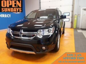 2015 Dodge Journey R/T AWD! 7 PASS! LEATHER! NAVI!