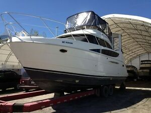 2008 meridian yachts 368 Aft cabin DIESEL SANS TAXES