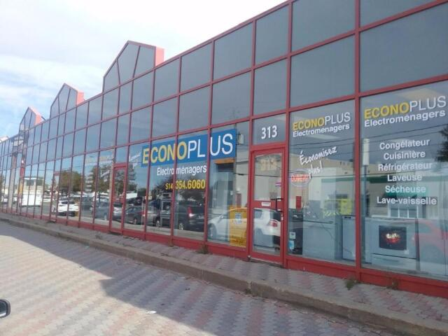 Econoplus liquidation woow ensemble laveuse s cheuse for Liquidation electromenager longueuil