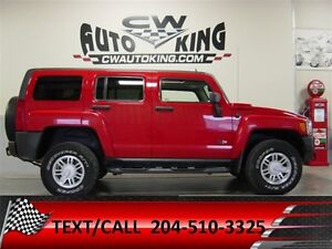 2007 Hummer H3 Sunroof / Loaded 4x4 / Financing Available