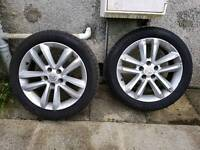 Vauxhall Vectra Alloys 2 of
