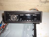 Car stereo PIONEER 4x50 watt RDS MP3
