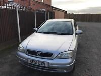 Vauxhall Astra - 1.4 silver - SPARES OR REPAIRS