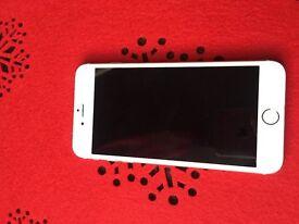 Iphone 6s plus Rose gold excelent contition