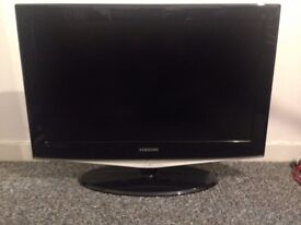 32 inch Samsung LE32R74BD HD Digital Freeview LCD TV, Perfect working condition, collection only