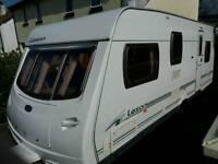 Lunar Lexon ds 2006 5-6 berth caravan