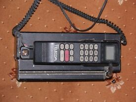 British Telecom Crystal known a a brick cost £1224 ex vat can be used hands free