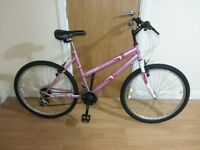 Dunlop Ladies bike with 26 wheel size