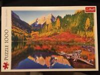 1000-Piece jigsaw puzzle