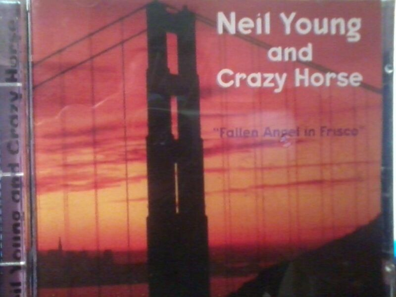 Neil Young and Crazy Horse /Fallen Angel In Frisco,cd