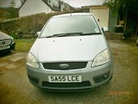Ford C Max diesel Zetec , One Lady Owner