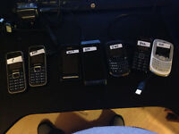 Bundle of mobile phones (see pic)